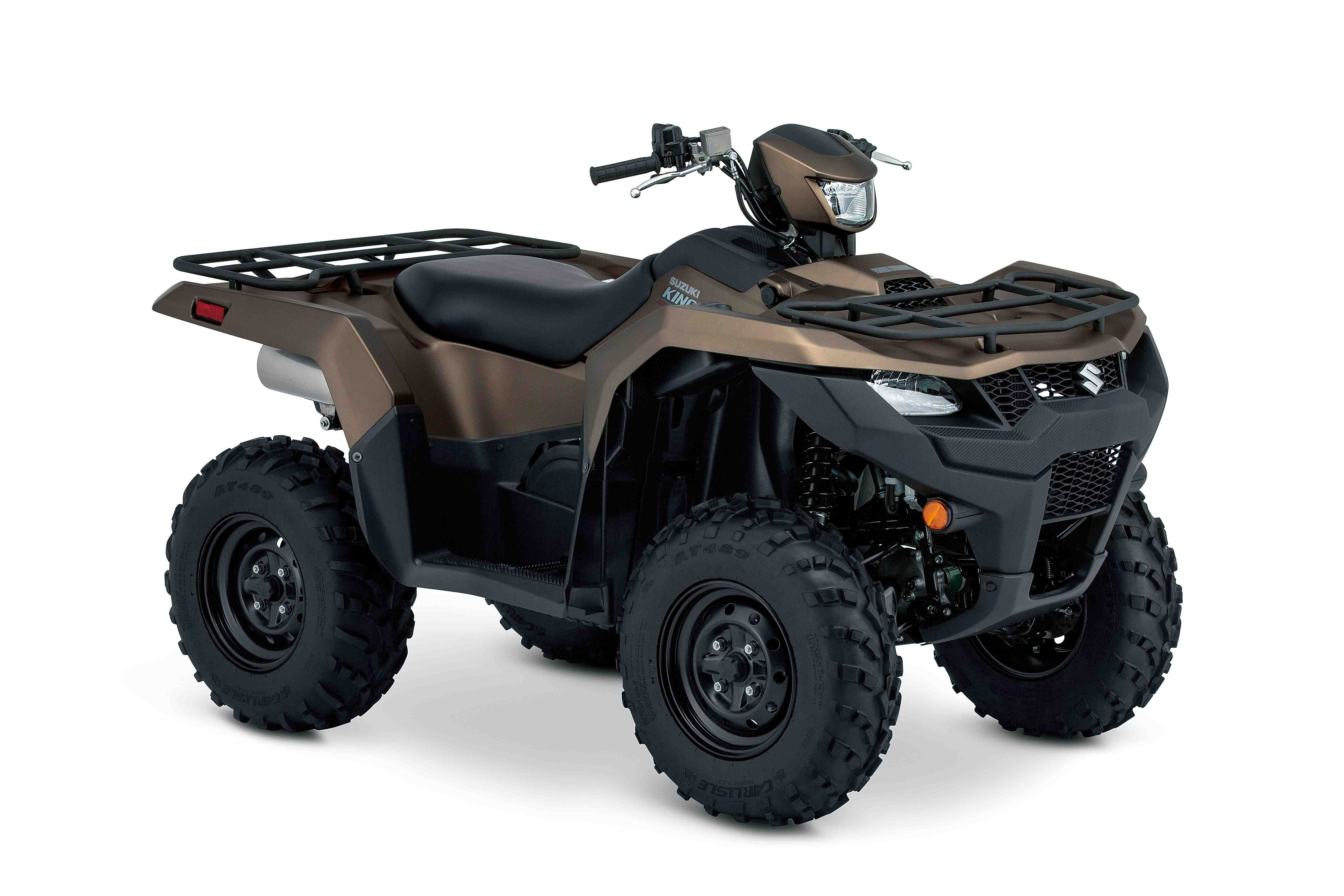 Suzuki KINGQUAD 500 PS