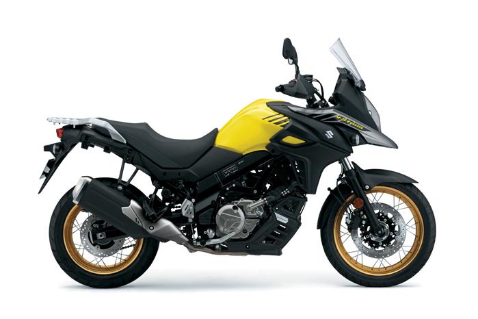 Suzuki DL 650X ABS