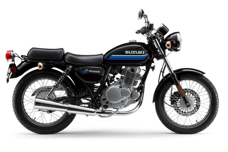 Suzuki TU 250X