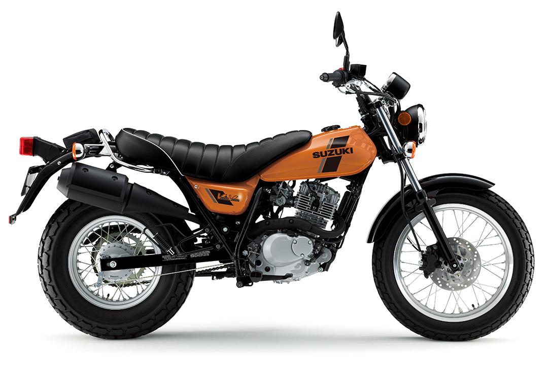 Suzuki VAN VAN 200