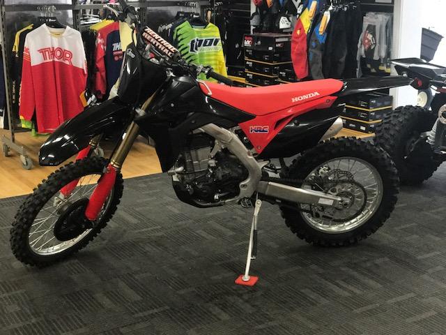 Honda CRF450RX