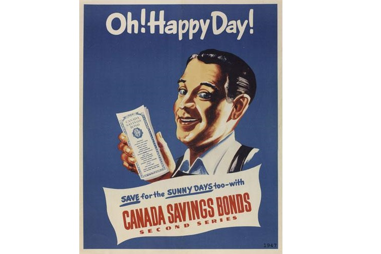 The End of Canada Savings Bonds